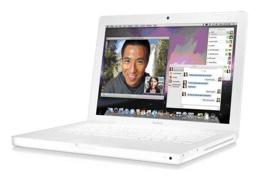 Apple MacBook White 2.4GHz Intel Core 2 Duo/2GB/160/SD/AP/BT