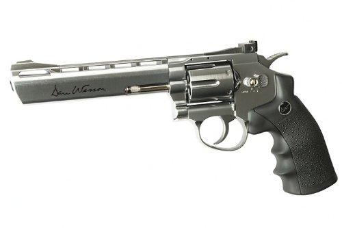 "ASG Dan Wesson 6"" CO2 Powered Air Revolver"