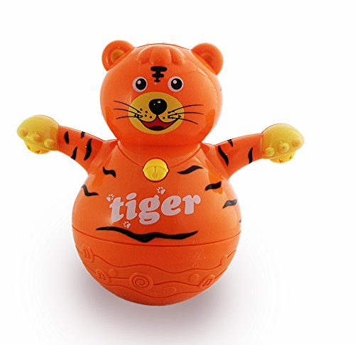 Roly Poly Tumbler Tiger