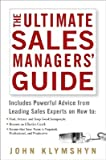 img - for The Ultimate Sales Managers' Guide   [ULTIMATE SALES MANAGERS GD] [Hardcover] book / textbook / text book