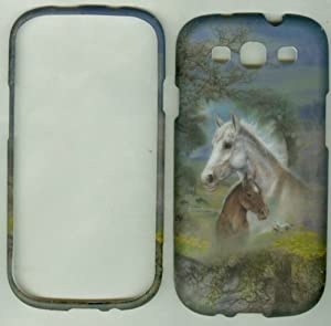 Horse Baby Samsung Galaxy S3 S III Sgh-t999 Sgh-i747 Sch-i535 Sch