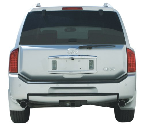 Stillen 509558 Stainless Steel Cat-Back Exhuast System - Dual Rear Exit - 04-09 Qx56 / Armada front-896436