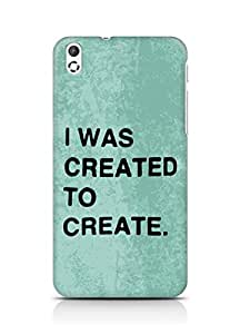 AMEZ i was created to create Back Cover For HTC Desire 816