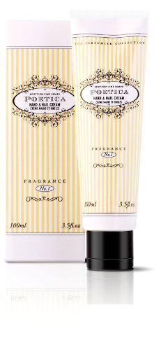 Scottish Fine Soaps Poetica Hand + Nail Cream 100ml