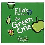 Ella's Kitchen Organic Smoothie Fruits The Green One5 x 90g