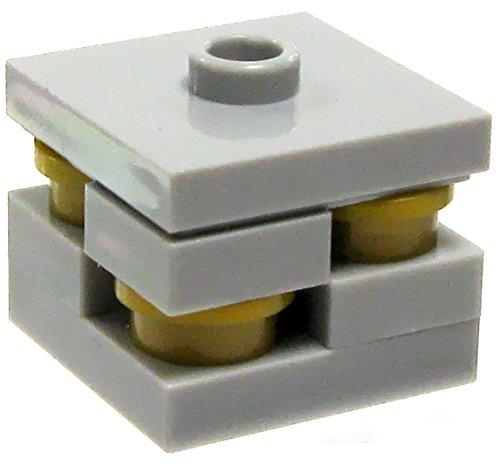LEGO Minecraft Terrain Gold Ore Block