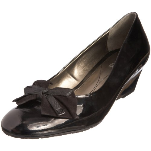 Van Dal Women's Lille Patent Black Pat/Sde Closed