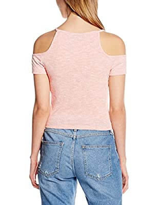 New Look Women's Fitted Cold Shoulder Tops