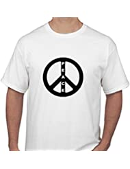 Tshirt India Men's Round Neck Cotton T-Shirt - B00O8MMJNM