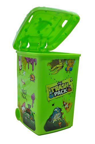 the trash pack wheelie bin collectors case