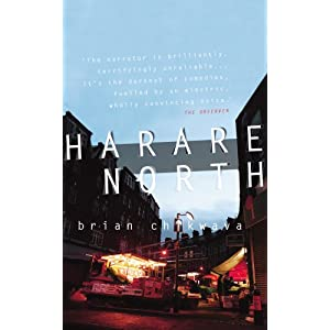 Brian Chikwava - Harare North cover of English edition