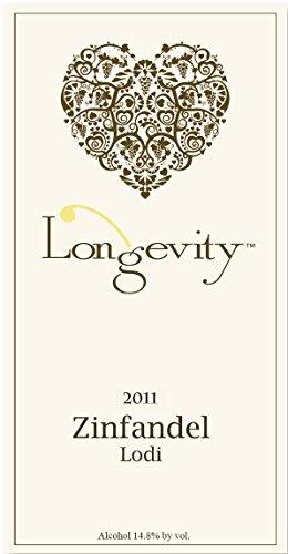 2011 Longevity Lodi Zinfandel
