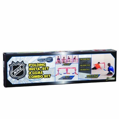 Franklin Sports Nhl Mini Hockey Goal Set Of 2 Toy, Kids, Play, Children front-696963