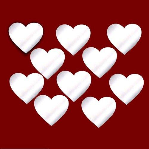 embellishments-heart-shatterproof-acrylic-mirror-pack-of-10-15cm-each-3-fo