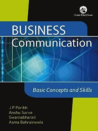 business communication 6 essay Start studying business communications: ch 1-6 learn vocabulary, terms, and more with flashcards, games, and other study tools.