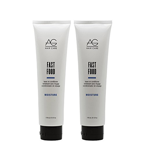 AG Hair Fast Food Leave-on Conditioner 6oz