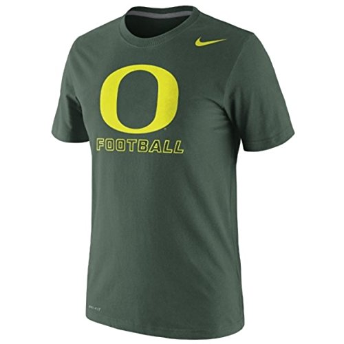Oregon ducks nike football practice dri fit performance for Nike youth football t shirts