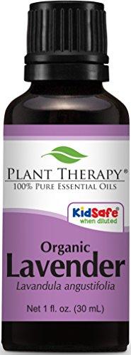 Organic Lavender Essential Oil. 30 ml (1 oz). USDA Certified 100% Pure, Undiluted, Therapeutic Grade.