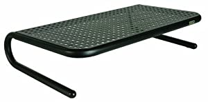Allsop Monitor Stand Metal Art - Black (30336)