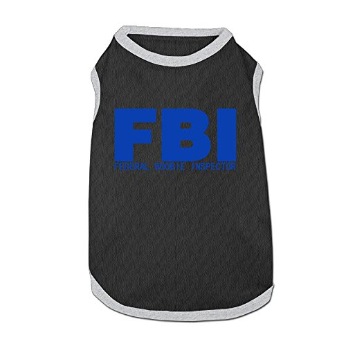 FBI Federal Boobie Inspector Pet T Shirt
