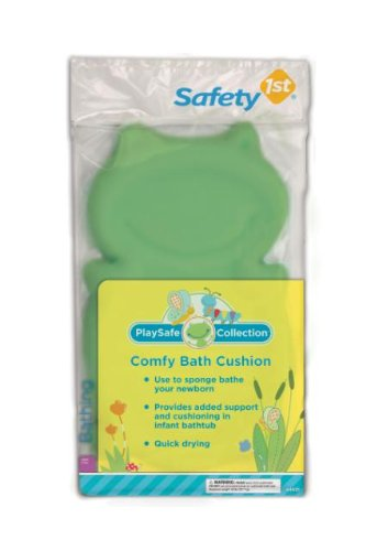 Buy Safety 1st Comfy Bath Cushion, Green Guides