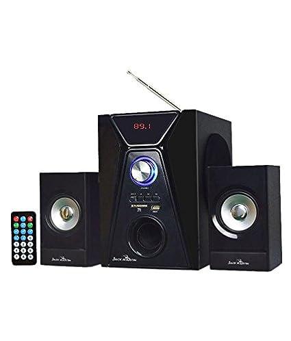 Jack Martin JM-444 2.1 Multimedia Speakers
