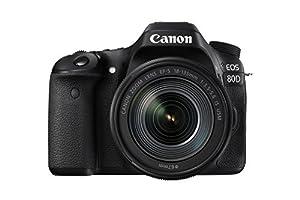 Canon EOS 80D Digital SLR Camera - Parent