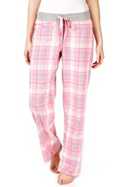 Limited Collection Checked Pyjama Bottoms [T37-2475-S]