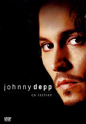 Johnny Depp collection [3 DVDs] [IT Import]