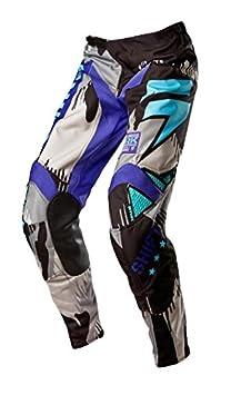 Pantalon Motocross Shift 2015 Strike Army Violet