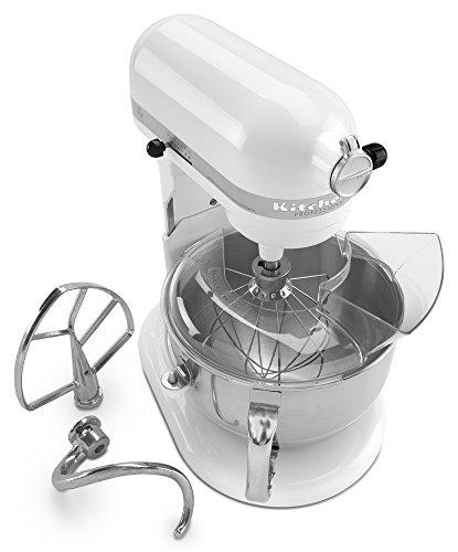 KitchenAid KP26M1XWH 6Qt. Professional 600 Series  White