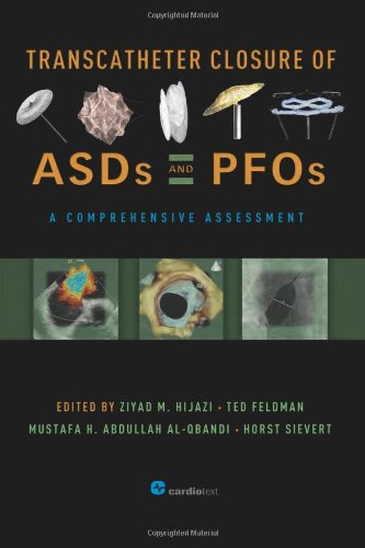 Transcatheter Closure Of Asds And Pfos: A Comprehensive Assessment