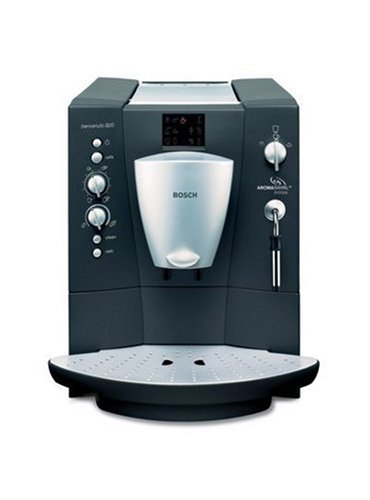 Bosch TCA6001UC Benvenuto B20 Thermoblock 15-Bar-Pump Fully Automatic Espresso Machine