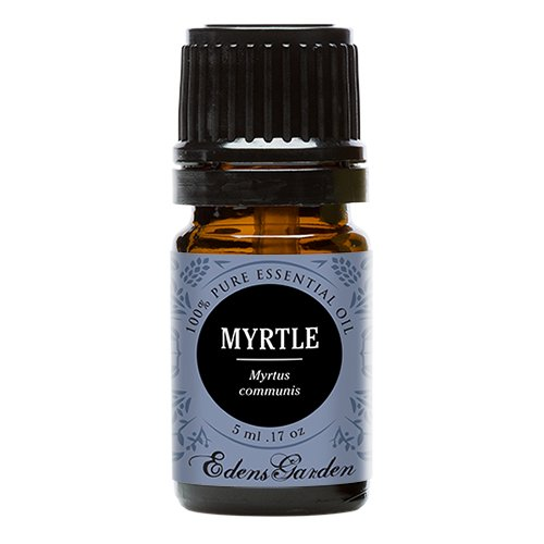 Myrtle 100% Pure Therapeutic Grade Essential Oil by Edens Garden- 5 ml