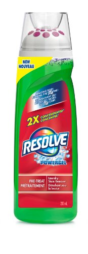 Resolve Max Power Pre Treat Laundry Stain Remover And
