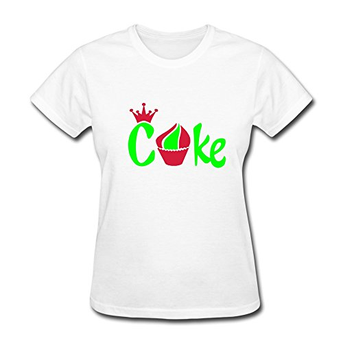 Particular Cupcake Designed Tshirts For Womens