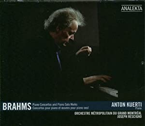 Brahms: Piano Concertos and Piano Solo Works / Brahms: Concertos pour piano et oeuvres pour piano seul