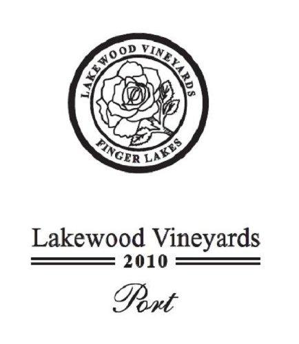 2011 Lakewood Vineyards Port 750 Ml