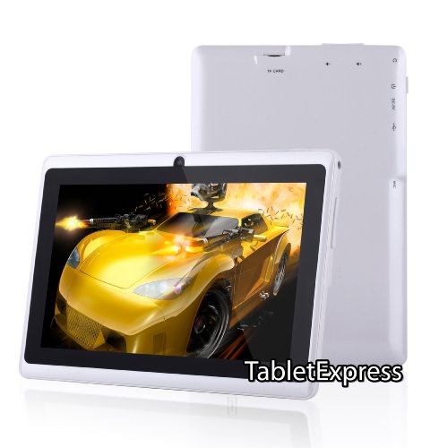 "Dragon Touch(TM) MID748W-A13 7"" Google Android 4.0 A13 Tablet"