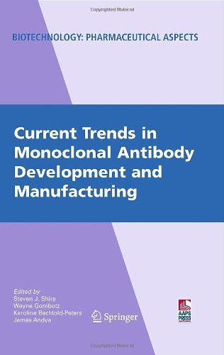 Current Trends in Monoclonal Antibody Development and Manufacturing (Biotechnology: Pharmaceutical Aspects)