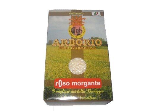 Riso Morgante Arborio Rice - 1 Box (2.2 Lbs)