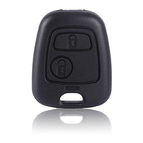 2 batterie per telecomando citroen c1 c2 c3 c4 cr 2016 batterie per auto panorama auto. Black Bedroom Furniture Sets. Home Design Ideas