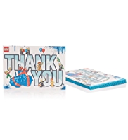 LEGO® Thank You Postcard Multipack Cards