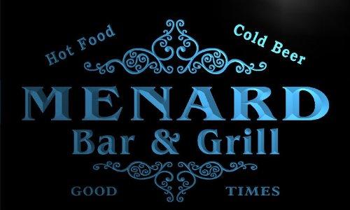 u30184-b-menard-family-name-bar-grill-home-brew-beer-neon-sign-barlicht-neonlicht-lichtwerbung