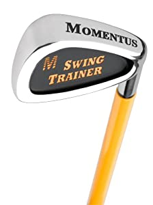 Momentus Senior Swing Trainer Iron with Training Grip