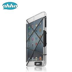 Ahha Azzaro Tangram Flip Folder Case Cover for Apple iPad Mini / iPad Mini Retina Display - Cosmic Black (A-FPAPIDMR-TA21)
