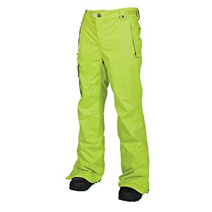 686 Mannual Data Snowboard Pants Green Mens by 686