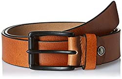 Bosa Brown Leather Men's Belt (BELT-005BRN)