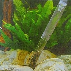 siphon nettoyant pour aquarium nettoie bois corail sable plantes gravier. Black Bedroom Furniture Sets. Home Design Ideas
