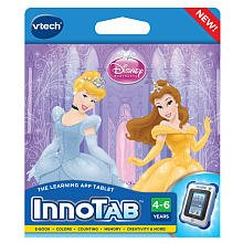 Vtech - InnoTab Software - Princesas de Disney
